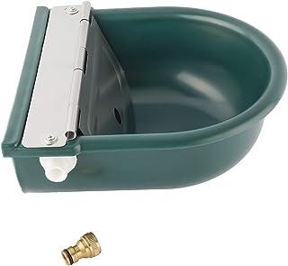 Homend Automatic Plastic Waterer Bowl,Farm Grade Stock Waterer,Horse Cattle Goat Sheep Waterer