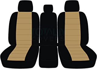 Marvelous Front 50 50 Split Bench Totally Covers Fits 1992 1997 Ford F Ibusinesslaw Wood Chair Design Ideas Ibusinesslaworg