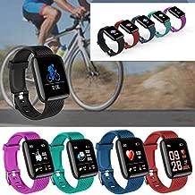 Rastreador de Ejercicios Impermeable Deportes Pulsera Inteligente Bluetooth Fitness Tracker