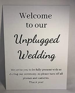 Best wedding camera signs Reviews