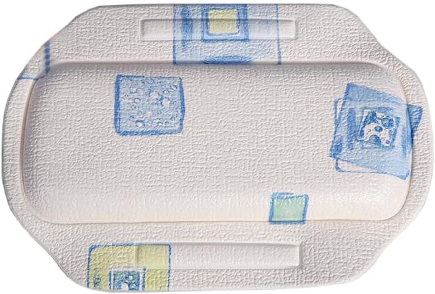 FANCYPUMPKIN Comfortable mart Bath Pillow Bathtub B Overseas parallel import regular item Spa