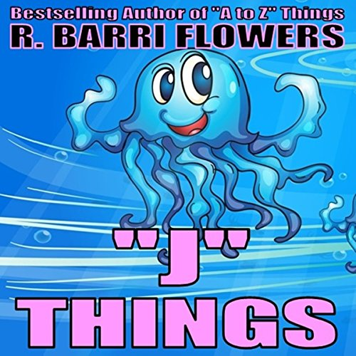"""J"" Things audiobook cover art"