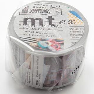 MT 和纸胶带 英字新闻