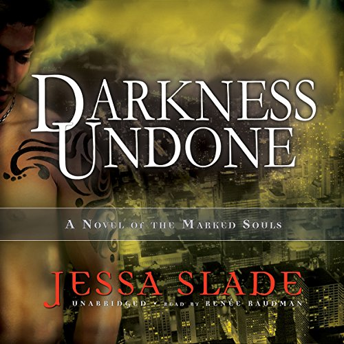 Darkness Undone audiobook cover art