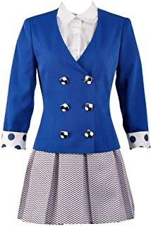 Heathers The Musical Rock Stage School Jacket Skirt Fancy Outfit