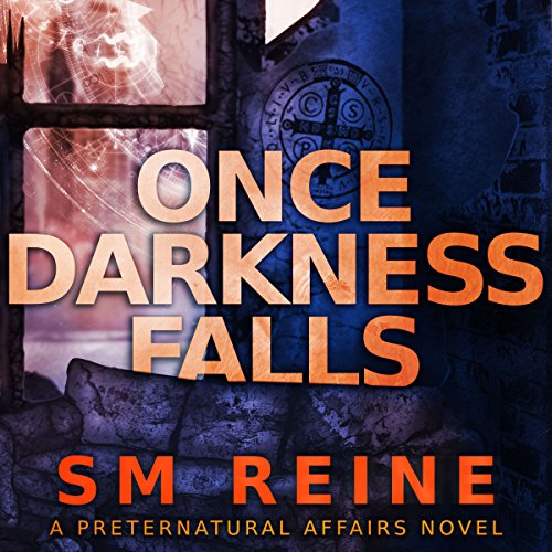 Once Darkness Falls audiobook cover art
