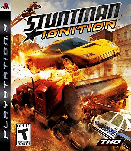 THQ Stuntman: Ignition, PS3