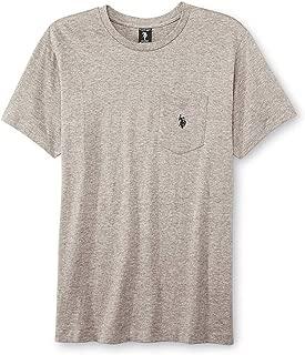 U.S. Polo Assn. Men's Pocket T-Shirt Size Large Oatmeal