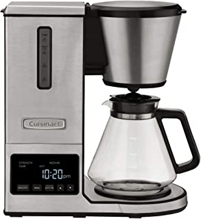 Cuisinart CPO-800 Coffee Brewer, One Size, Clear