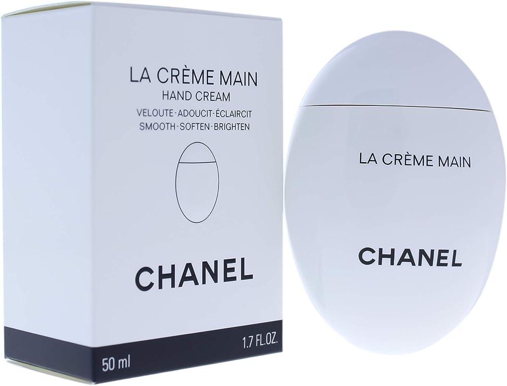 Chanel – idrata – ammorbidisce crema per le mani per donna 3145891403503