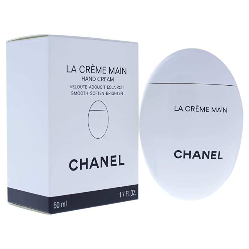 スラック付き添い人可能にするCHANEL LA CRèME MAIN シャネル ラ クレーム マン ハンドクリーム 50ml