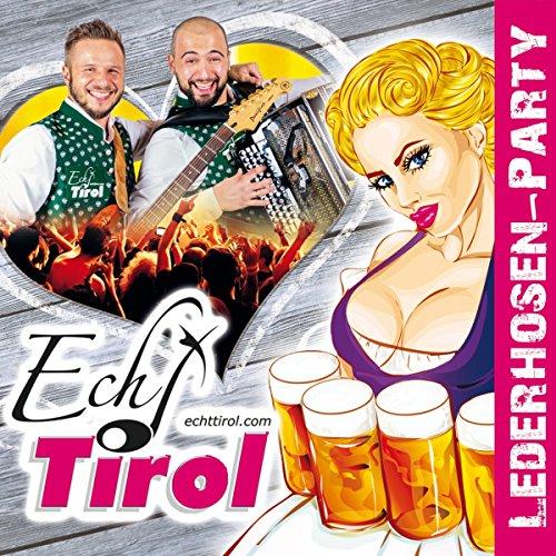 Lederhosen-Party