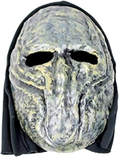 Men's Frankenstein Jason Statham Death Race Mask Helmet One Size Black