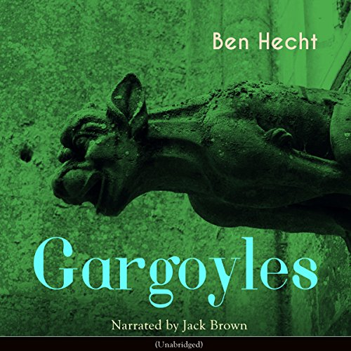Gargoyles audiobook cover art