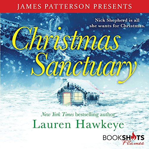 Christmas Sanctuary audiobook cover art