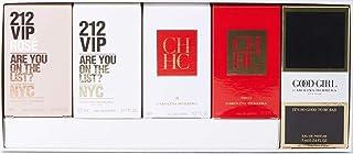 Carolina Herrera 5-Piece Fragrance Variety Collection for Women