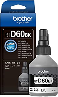 Brother BTD60BK Black Ink for DCP-T310 DCP-T510W DCP-T710W and MFC-T910DW