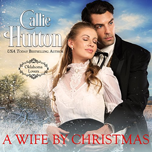 A Wife by Christmas audiobook cover art
