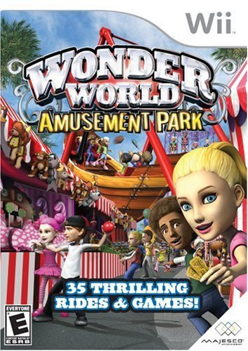 Wonder World Amusement Park by Majesco