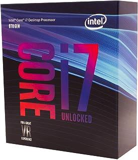 Intel Core i7-8700K  - Procesador ( 8ª generación de procesadores Intel Core i7, 3.7 GHz, 12MB Smart Cache, PC, 14 nm, 8 GT/s) (Reacondicionado)