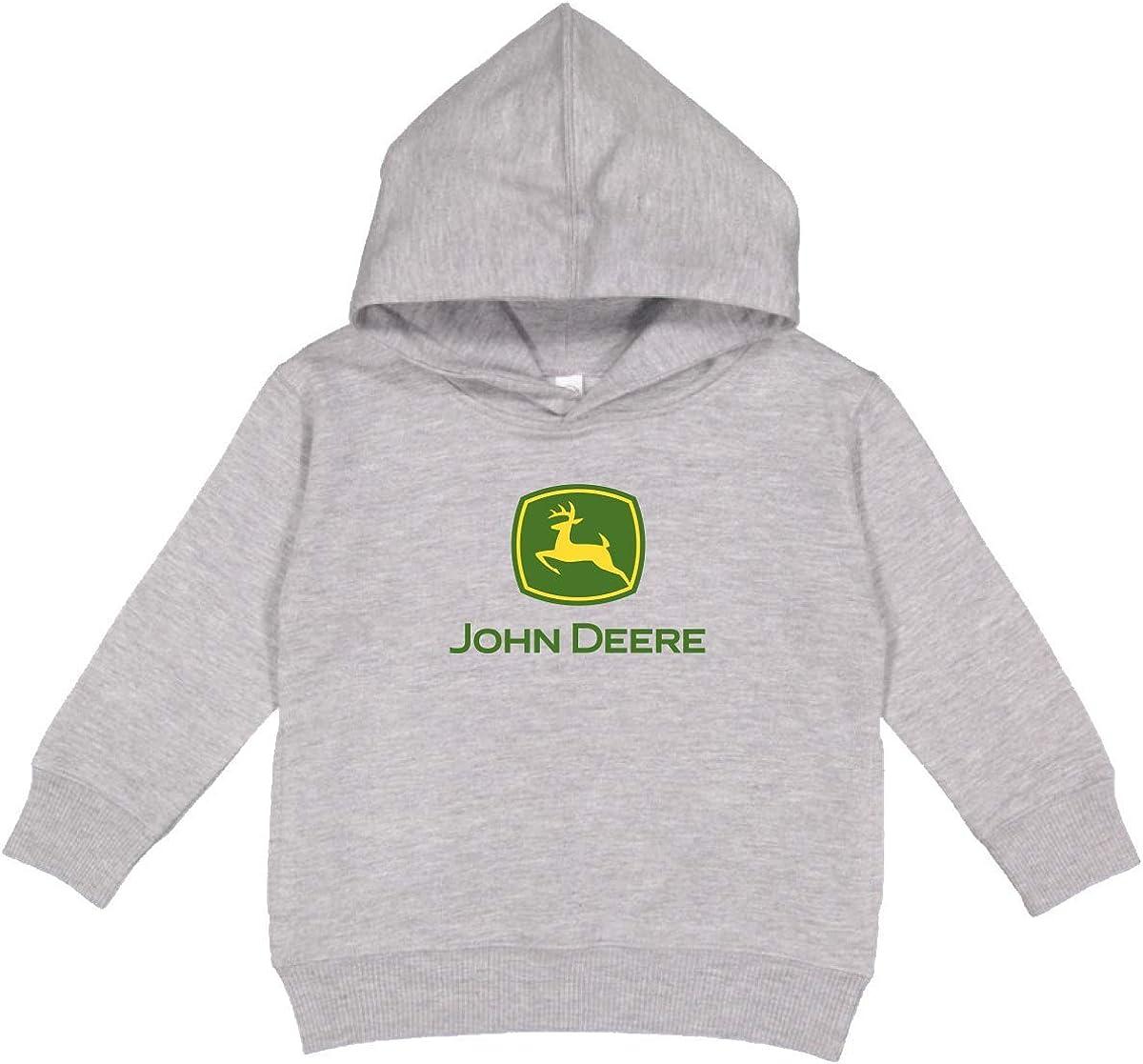 John Deere Youth Boy Logo Hooded