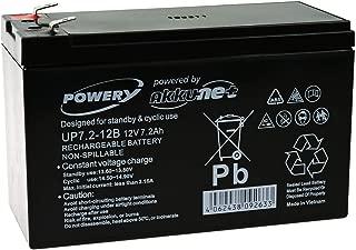 Powery Batería de GEL para SAI APC Back-UPS ES 700