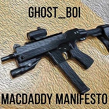 MacDaddy Manifesto