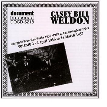Casey Bill Weldon Vol. 2 1936-1937