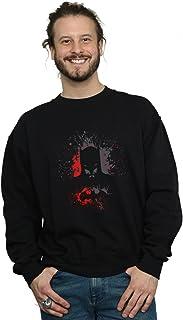 DC Comics Men's Batman Splash Sweatshirt