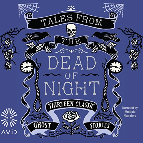 Tales from the Dead of Night audiobook cover art