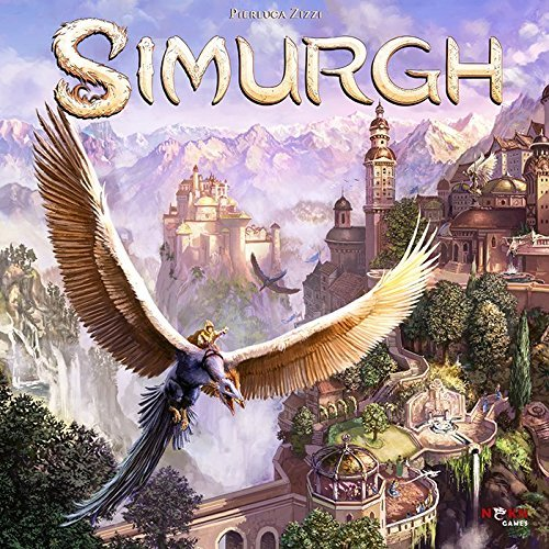 Simurgh Board Game by Passport Game Studios