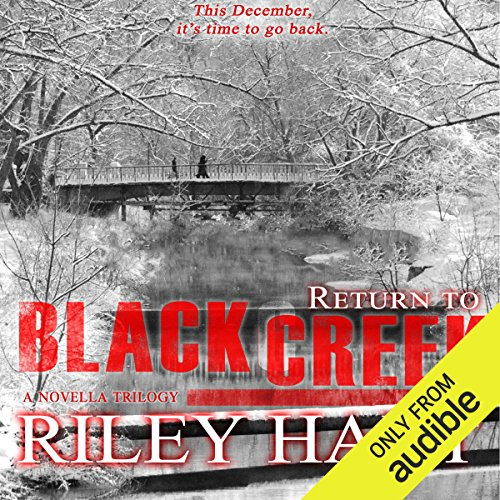 Return to Blackcreek audiobook cover art