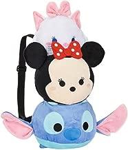 Tsum Tsum Disney Stitch Minnie Marie 19 Inches Plush Backpack
