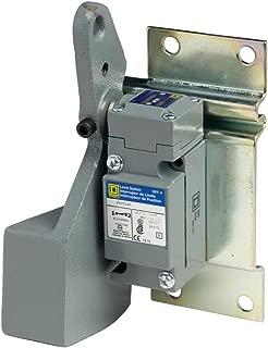 Square D 9007CLS1 NEMA Limit Switch, Rotary Head, 1 NC Contact, Hoist Overtravel, Conduit Entrance (0.5