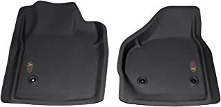 Lund 400301 Catch-All Xtreme Black Front Floor Mat - Set of 2