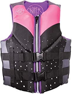 Hyperlite 2019 Indy (Aqua) CGA Women's Life Jacket