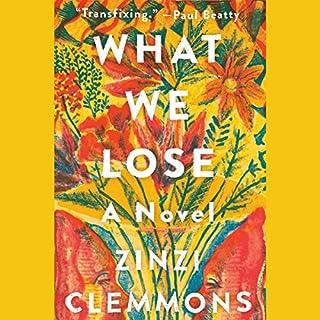 What We Lose audiobook cover art
