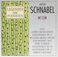 Legenden: Die Pianisten -Artur Schnabel-