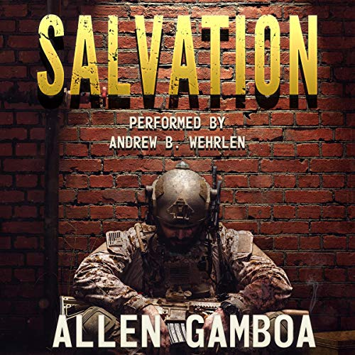 Salvation  By  cover art