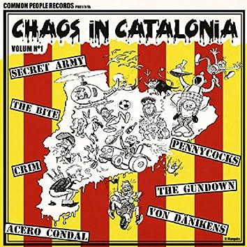 VV.AA. Chaos in Catalonia Vol.1