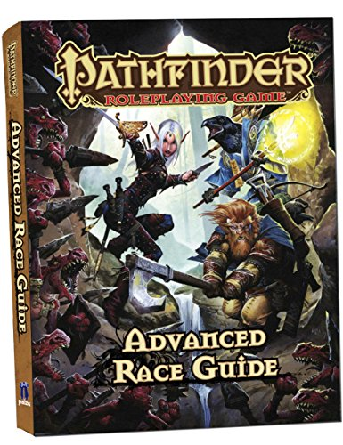 Pathfinder Roleplaying Game: Advanced Race Guide Pocket Edition