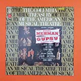 GYPSY A Musical Fable Ethel Merman LP Vinyl VG+ CBS Masterworks S 32607 -  Columbia