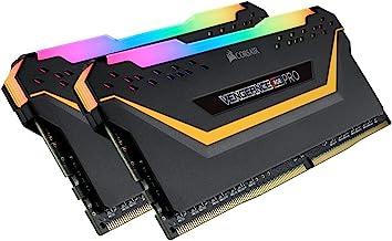 Corsair Vengeance RGBPRO16GB (2x8GB) Ddr43200(Pc4-25600) C161.35Vtuf Gaming Edition, CMW16GX4M2C3200C16-TUF