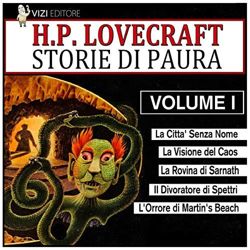 Storie di paura 1 copertina
