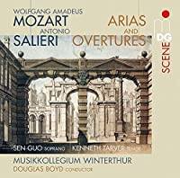 Overtures & Arias by Mozart