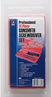 Gunmaster Dac Technologies 31 Piece Professional Screw Driver Set