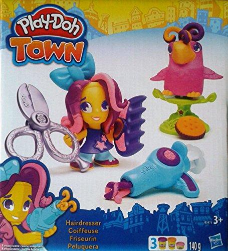 Hasbro B5973 Play-Doh Town Friseurin