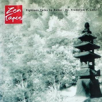 Zen Tapes: 18 Talks with Zen Master Rama