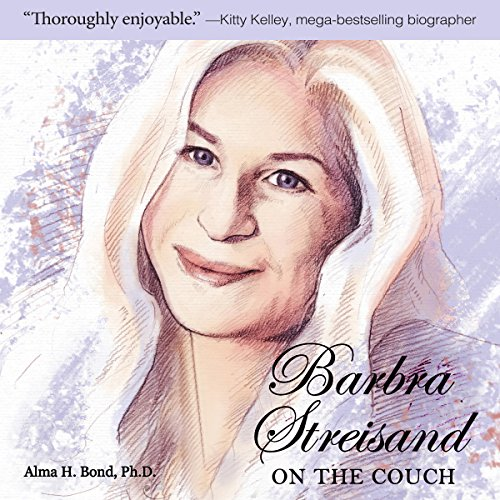 Barbra Streisand: On the Couch audiobook cover art