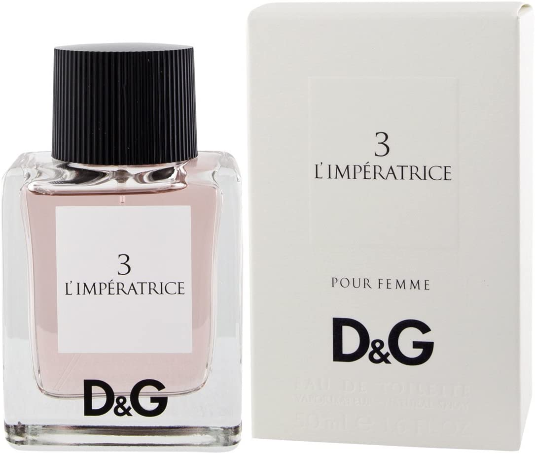 perfumes parecidos a l'imperatrice dolce gabbana